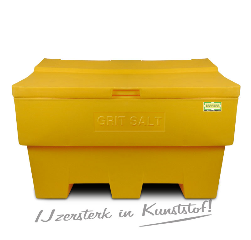 gele zoutbak